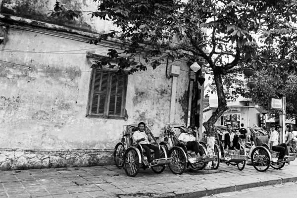 Những con người Việt Nam bình dị và thân thiện.