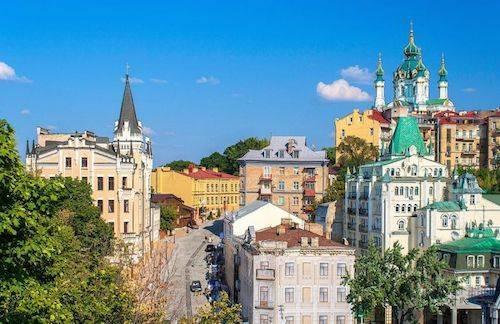 Nếu không tự mình trải nghiệm, ít ai biết được Kiev tuyệt vời ra sao. Ảnh: iStock.