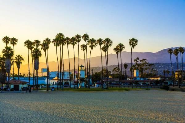 Một góc Santa Barbara - Ảnh: wp
