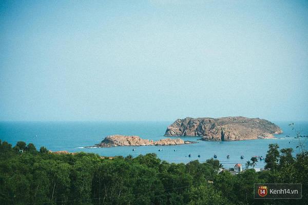Làng chài Nhơn Hải với đảo Hòn Khô là điểm đến bạn không thể bỏ qua khi đến Bình Định