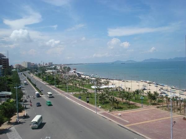 Khu vực Bãi Sau, Vũng Tàu. Ảnh: Panoramio