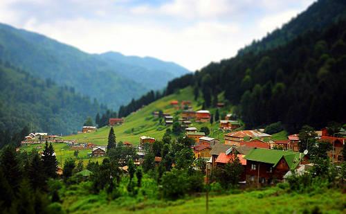 Vẻ đẹp của đất nước Thổ Nhĩ Kỳ.