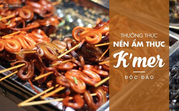 """Dù bị """"xâm lược"""" bởi các món Tây, thì ẩm thực Campuchia vẫn giữ nguyên nét truyền thống của mình. Một trong số đó là ẩm thực K'mer độc đáo. Tuy nhiên, nếu bạn không hảo ngọt thì cũng đừng nên thử nhé."""