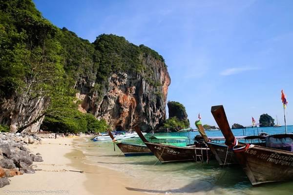 Những hòn đảo phía Nam của Thái Lan luôn hấp dẫn và thu hút du khách.