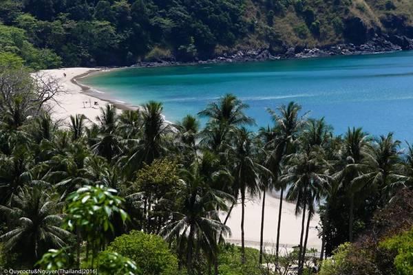 Đảo Koh Lanta của Thái Lan.