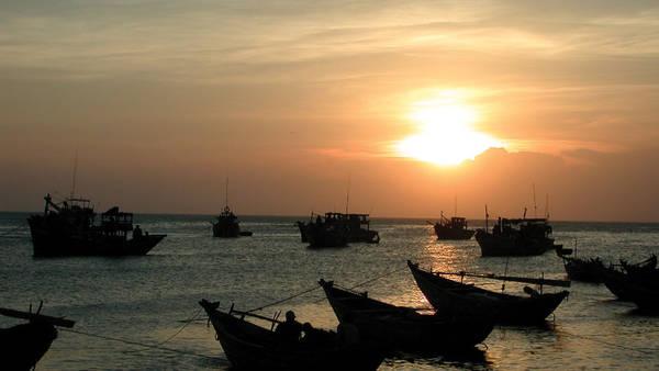 Biển Phan Thiết. Ảnh: hayesandjarvis