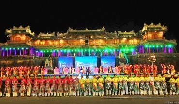 Sau 8 lần tổ chức, Festival Huế 2016 sẽ tiếp tục là cơ hội để quảng bá về Huế - thành phố di sản, thành phố văn hóa, thành phố Festival, thành phố du lịch đặc trưng của Việt Nam. Ảnh: ST