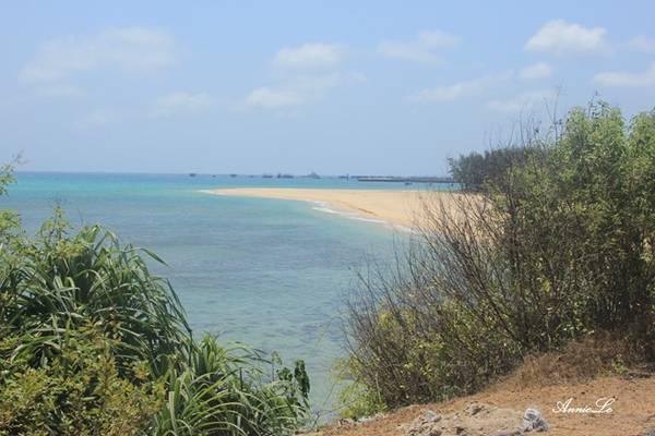 Description: Vịnh Triều Dương.