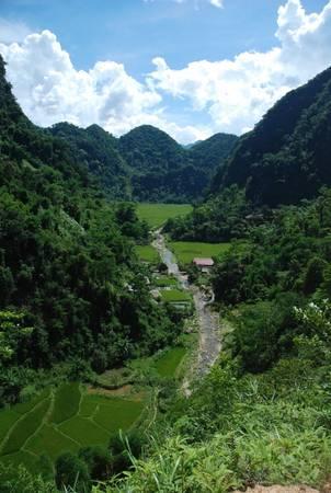 Thung lũng Kho Mường.