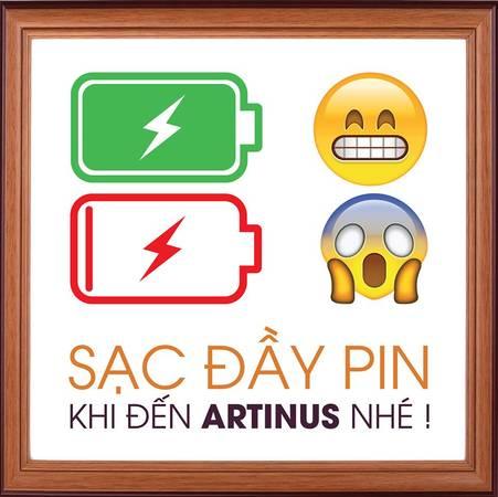 Ảnh: Facebook Artinus