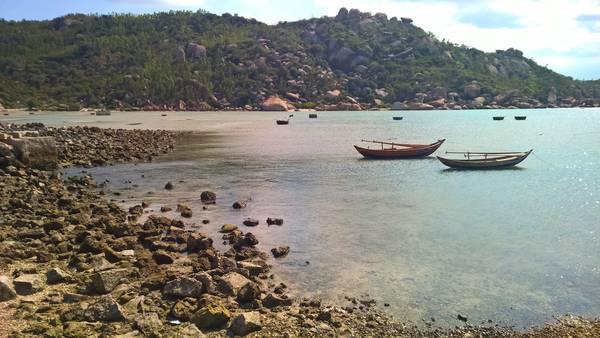 Khung cảnh hoang sơ ở Bình Lập. Ảnh: Tiểu Duy