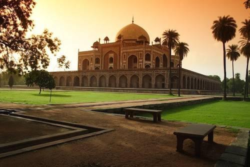 """Lăng mộ Humayun lọt vào top """"Những tòa nhà đẹp nhất thế giới"""". Ảnh: Travel Planet"""