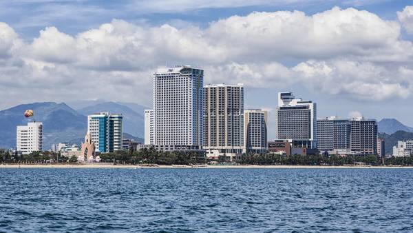Khách sạn Best Western Premier Havana Nha Trang. Ảnh: iVIVU.com