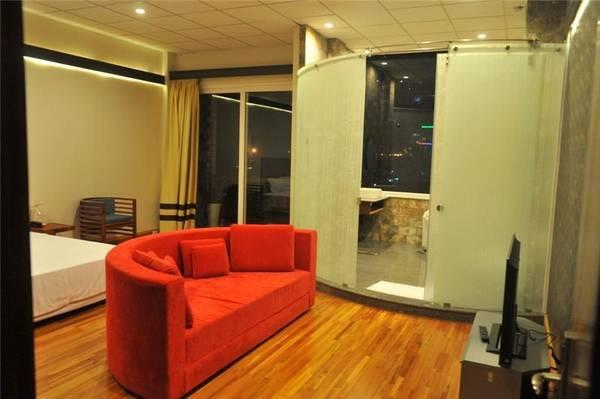 Tiền nghi đầy đủ của khách sạn sẽ làm hài lòng du khách. Ảnh: iVIVU.com