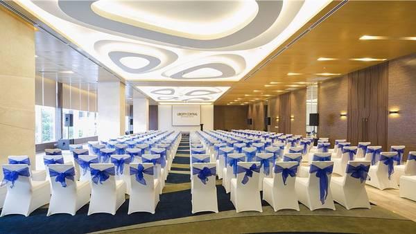 Phòng hội nghị rộng lớn