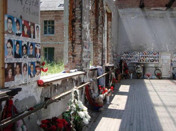 Ngôi nhà thờ cúng những người chết - Ảnh: flickr