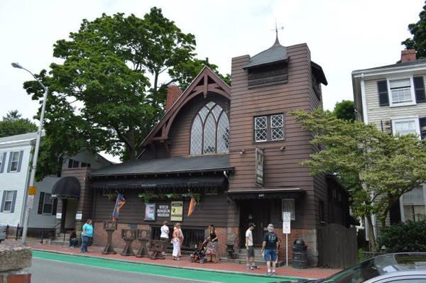 Bảo tàng Witch Dungeon - Ảnh: wp