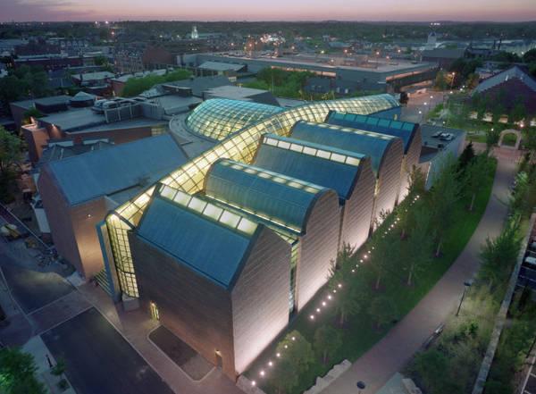 Bảo tàng Peabody Essex, nơi sở hữu một trong những bộ sưu tập nghệ thuật châu Á đẹp nhất nước Mỹ - Ảnh: wp