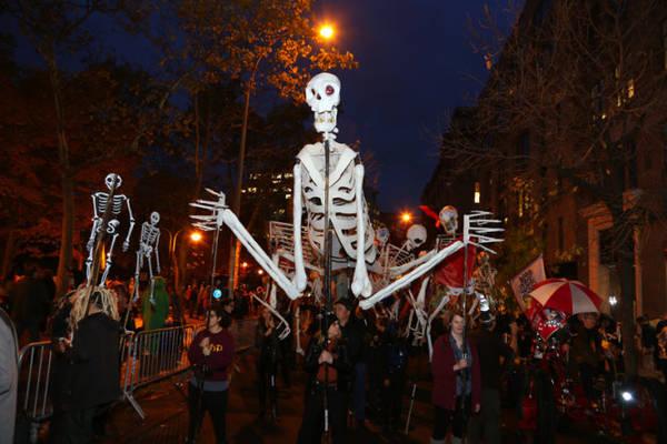 Thành phố phù thủy Salem mùa Halloween - Ảnh: wp