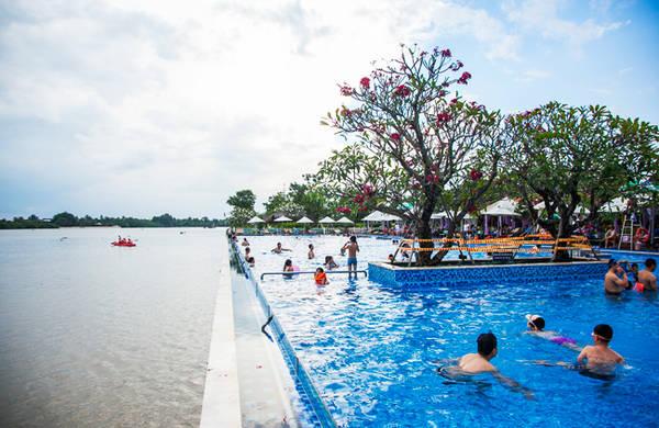 Khu du lịch The BCR - địa chỉ vui chơi dã ngoại lý tưởng ngay Sài Gòn