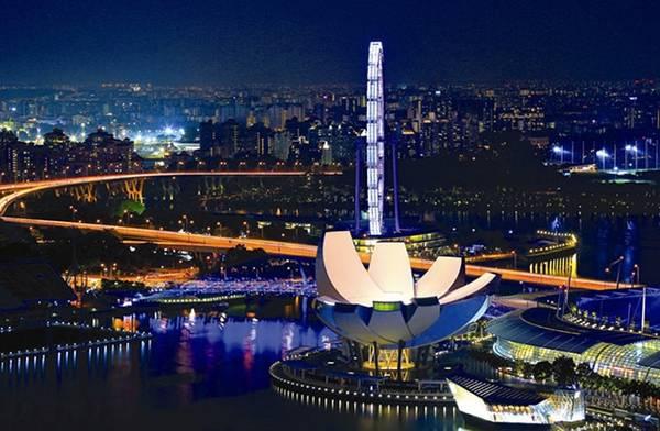 Du lịch Singapore, với muôn màu muôn vẻ của bảo tàng.