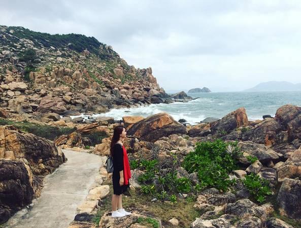 Description: Phú Yên là địa danh ngày càng có sức hút với nhiều bạn trẻ. Ảnh:zed.rose