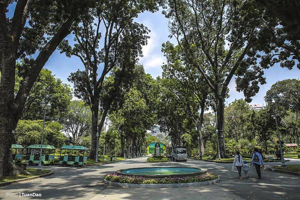 Thảo Cầm Viên Sài Gòn gây ngỡ ngàng cho người lần đầu thăm - iVIVU.com