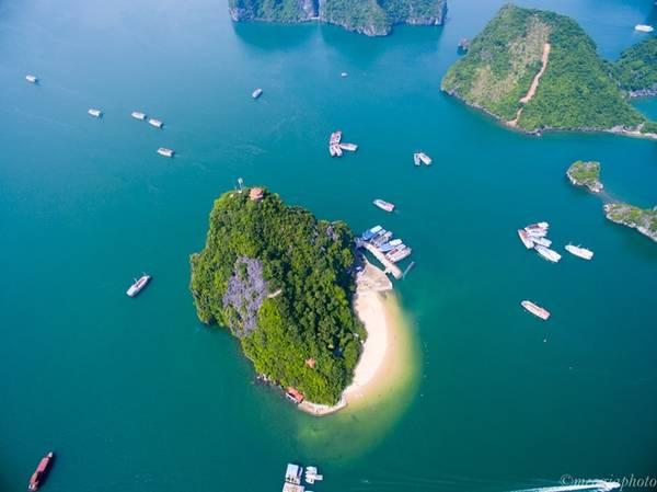 Kết quả hình ảnh cho vịnh hạ long kong skull island