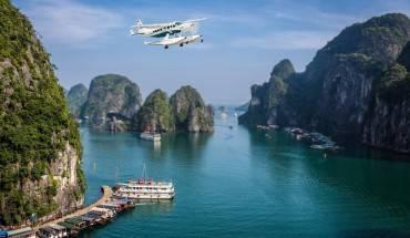Du lịch bằng thủy phi cơ không chỉ giúp hành khách tiết kiệm thời gian khi di chuyển mà còn đem đến những góc nhìn đẹp của nhiều danh lam thắng cảnh…