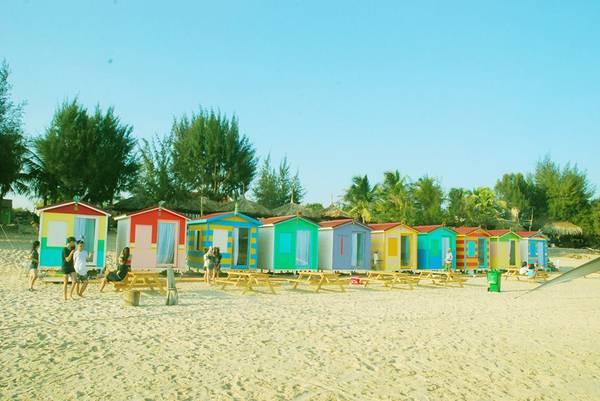 Ảnh: Coco BeachCamp