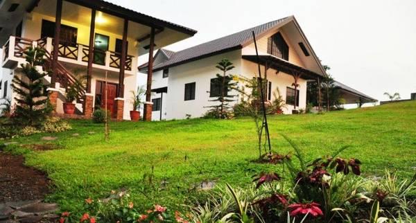 Với mục đích thu hút khách du lịch nên Tagaytay cũng đã đầu tư vào các nhà nghỉ và khách sạn cao cấp để phục vụ nhu cầu ngày càng đông của các du khách. Ảnh: pinacolina.com