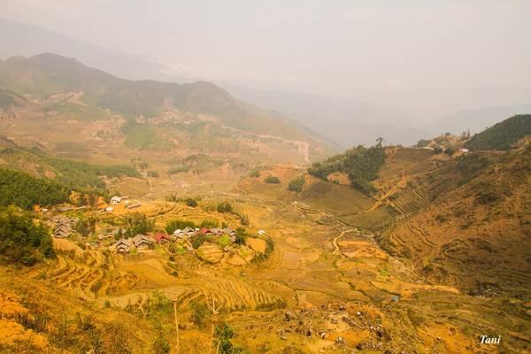Bản Kỳ Quan San (xã Sàng Ma Sao, huyện Bát Xát) là địa danh kết thúc chuyến leo núi ba ngày hai đêm vô cùng đáng nhớ của chúng tôi.