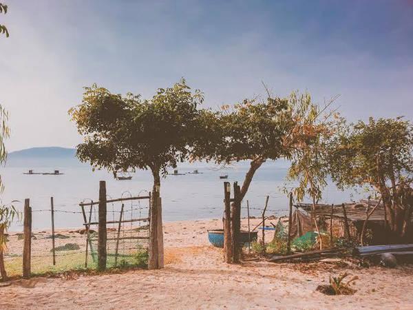 Khung cảnh thơ mộng trên đảo. Ảnh: VnExpress