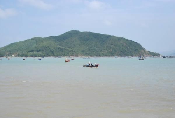 Đảo Nhất Tự Sơn. Ảnh: An Bui