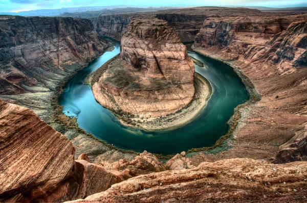 Horseshoe Bend trên sông Colorado - Ảnh: wp