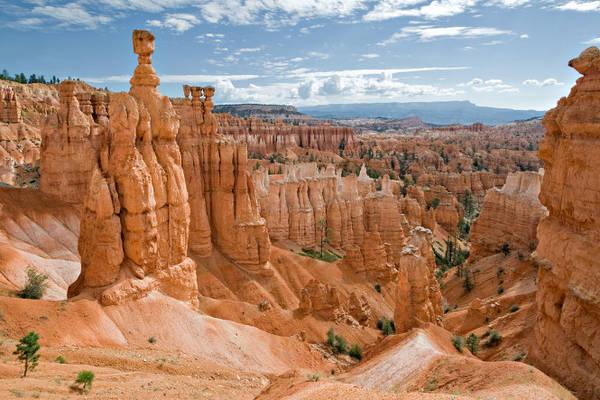 Kiến tạo đá Thor's Hammer ở Bryce Canyon - Ảnh: wiki