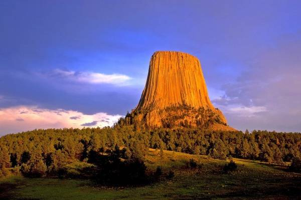 Devils' Tower - Ảnh: wp