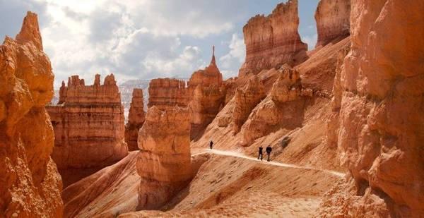 Khám phá công viên Bryce Canyon - Ảnh: wiki