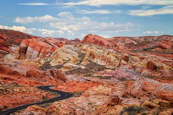 Công viên Valley of Fire - Ảnh: wp