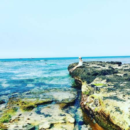 Nếu có ý định du lịch đảo hãy chọn thời gian mùa hè từ tháng 4 đến tháng 8, bởi lúc này đảo có thời tiết nắng đẹp thích hợp cho các hoạt động vui chơi trên biển. Ảnh:tranght.2212