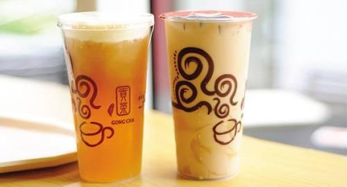 Sự mát lạnh cùng vô vàn hương vị thơm ngon độc đáo khiến Gong Cha trở thành thương hiệu trà sữa được yêu thích ở Singapore. Ảnh: Thestarvista