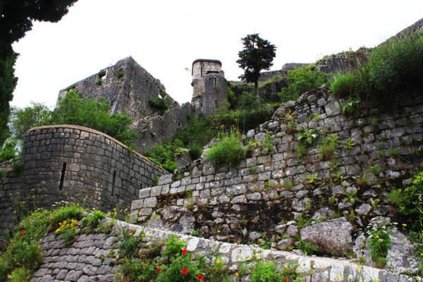 Một góc pháo đài St John - Ảnh: travellingwizard