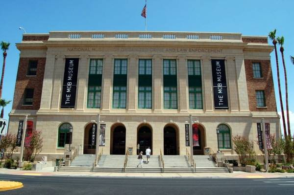 Bảo tàng mafia Mob Museum - Ảnh: wp