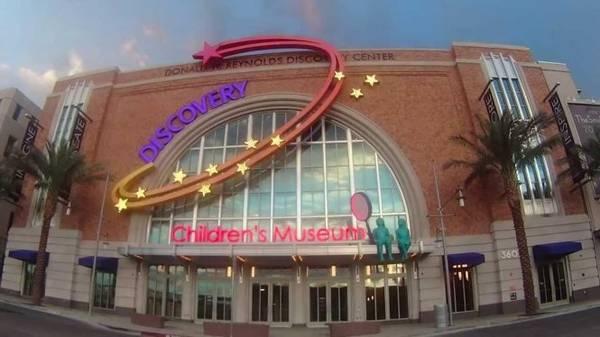 Bảo tàng Discovery children's Museum - Ảnh: wp
