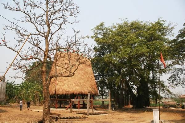 Không xa nhà Rông Kon K'lor là nhà Rông của các làng xung quanh đang được dựng lên. Kon Tum là một trong số ít địa phương chủ trương khôi phục nhà Rông đúng chuẩn truyền thống với ngày càng nhiều nhà Rông phục vụ cho sinh hoạt cộng đồng của bà con.
