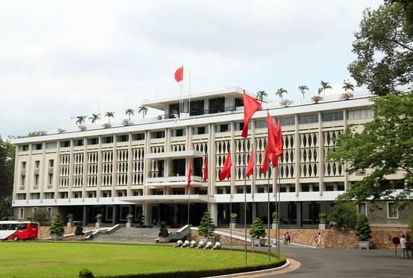 Từ ngày 28/4, 2 phòng mới được phục chế này được Di tích lịch sử Dinh Độc Lập mở cửa phục vụ khách tham quan.