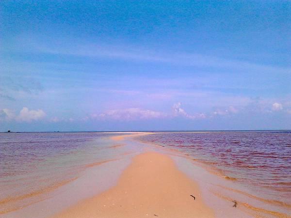 Con đường trên biển thứ 2 của Việt Nam chăng? Ảnh: vietnambackpacktraveling