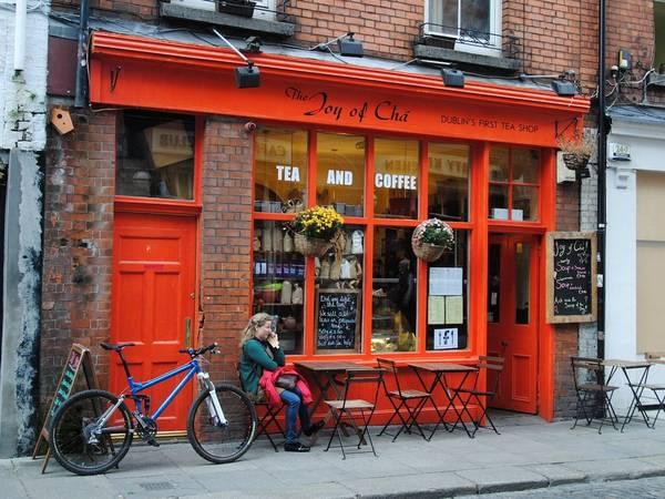 Dublin, Ireland: Nên đặt phòng trước chuyến đi khoảng từ 2 - 5 tháng, bạn sẽ tiết kiệm được 14% tiền phòng khách sạn. Ảnh: Flickr / Leandro Neumann Ciuffo