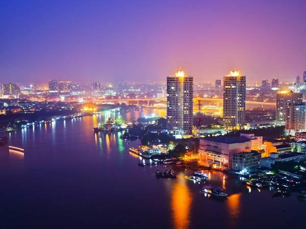 Bangkok, Thái Lan: Cũng giống như Hà Nội, nếu bạn đến du lịch Bangkok cũng nên đặt phòng trước chuyến đi khoảng 3 tháng. Ảnh: Shutterstock.com