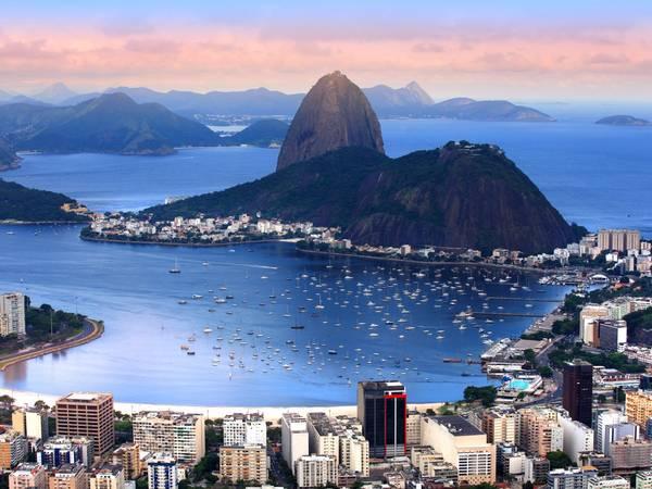 Rio De Janeiro, Brazil: Nên đặt phòng trước chuyến đi khoảng từ 3 - 5 tháng, bạn sẽ tiết kiệm được 11% tiền phòng khách sạn. Ảnh: Shutterstock.com
